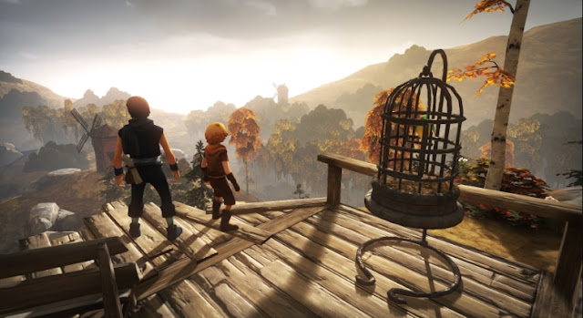 Brothers A Tale of Two Sons PC Full Español