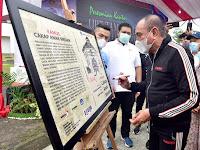 Taman Budaya Sumut Resmi Pindah ke PRSU