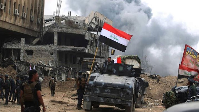 Iraq PM announces final victory to retake Mosul from ISIL