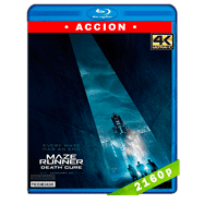 Maze Runner: La cura mortal (2018) 4K UHD Audio Dual Latino-Ingles