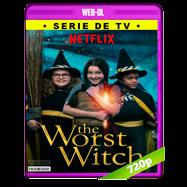 La peor bruja Temporada 1 Completa WEB-DL 720p Audio Dual Latino-Ingles
