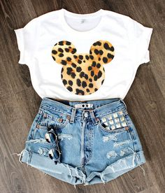 Disney world outfit ideas