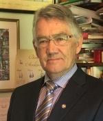 Author Brian O'Hare