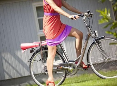 Помогает ли велосипед похудеть в ногах