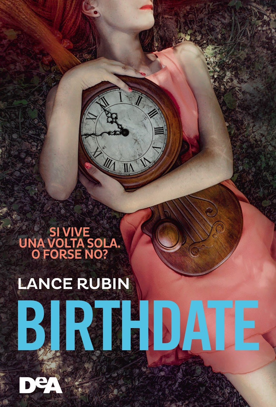Birthdate di Lance Rubin