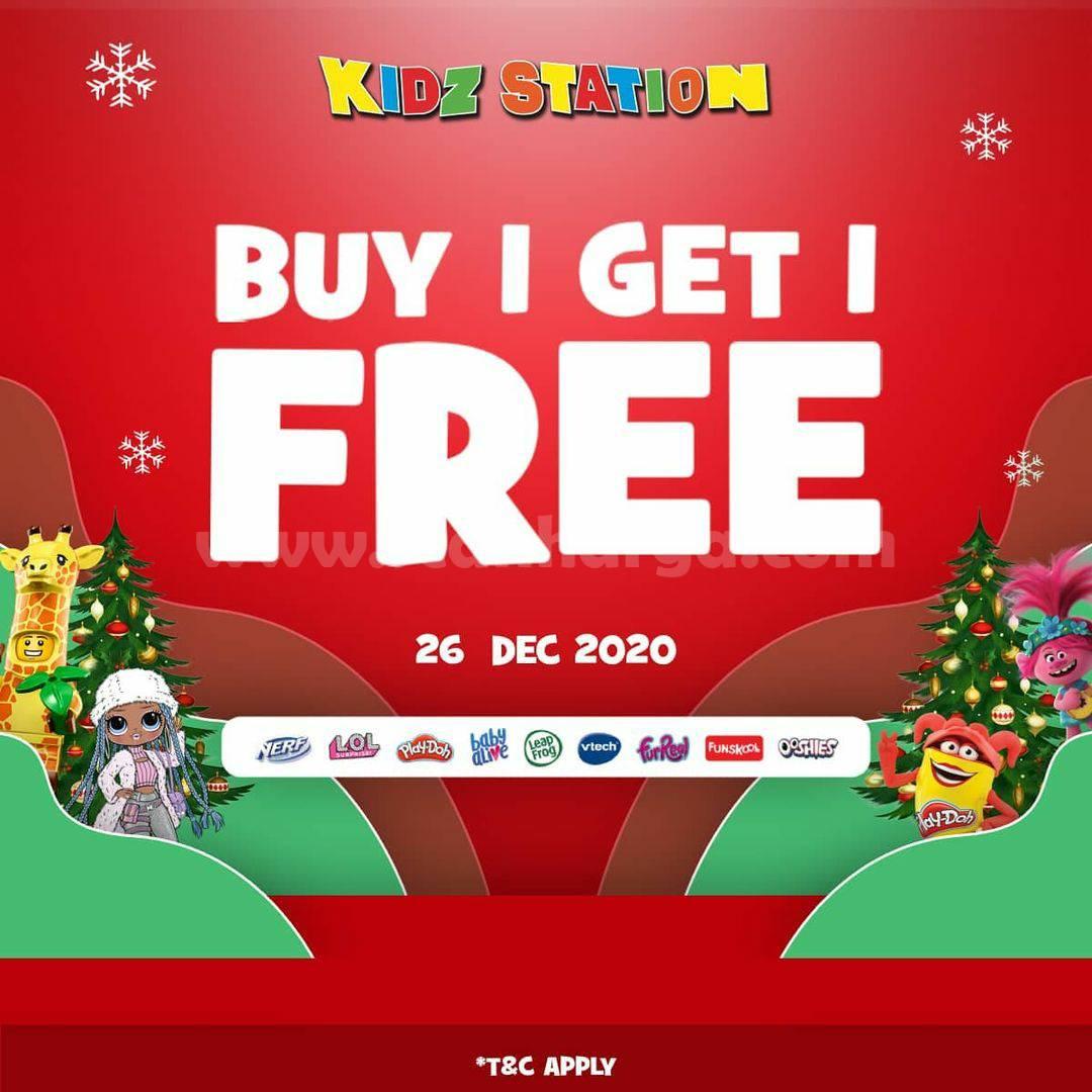 Promo KIDZ STATION BUY 1 GET 1 FREE