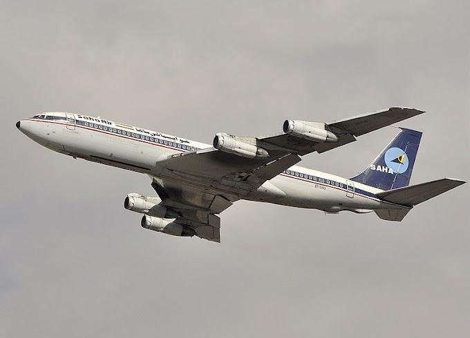 História do Boeing 707