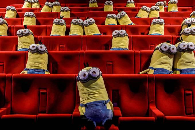 O CINEMA vai voltar ao que era DEPOIS DA PANDEMIA?