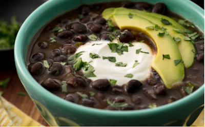 Black Bean Soup recipe