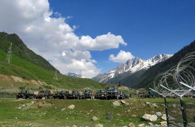 Xung đột với Trung Quốc trên Himalaya, 20 binh sĩ Ấn Độ thiệt mạng
