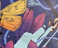 Canberra Street Art | Phibs & George Rose