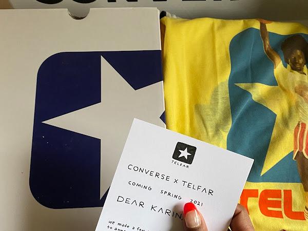 Converse x Telfar Gifting
