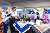 Tingkatkan Kreativitas dan Inovasi Personel, Lantamal IV Gelar Lomba Masak Ikan Keeapu6
