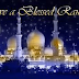 Blessings of Ramadan Fasting (Benefits)