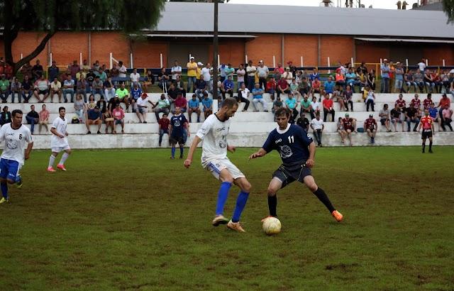 Mais de 350 gols na regional Oeste da Copa Coamo 2017