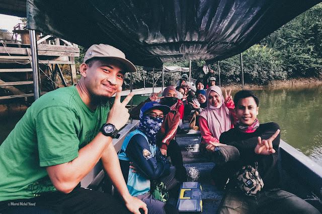 Trip to Kg Suan Lamba Kinabatangan