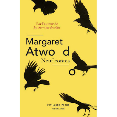 Margaret Atwood Neuf Contes cover image by Sara Harley