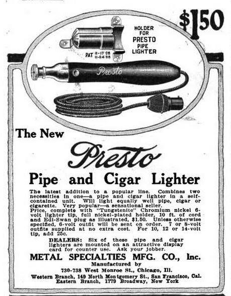 just a car guy presto lighter Classic Car Grills presto lighter