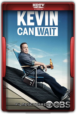 Kevin Can Wait 1ª Temporada Legendado Torrent 2016 HDTV 720p 1080p Download