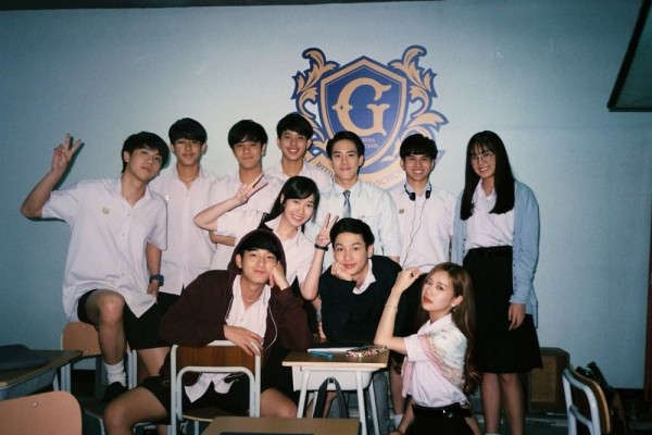 Thai drama the gifted 2018