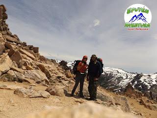 Guía de trekking el bolson