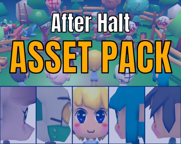 Croben: After Halt Asset Pack