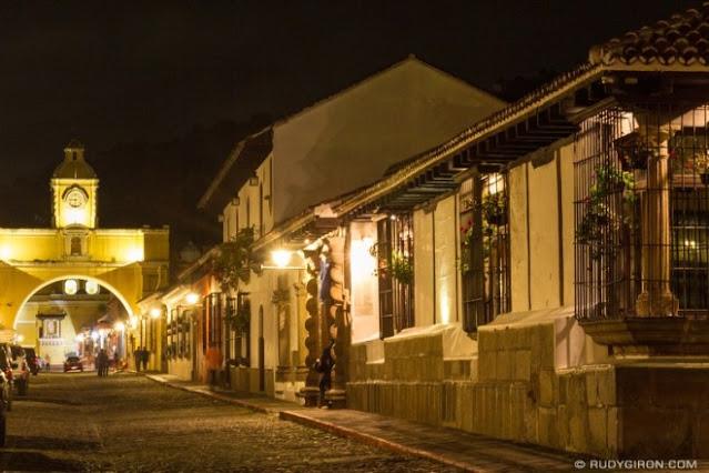 Guns, Drugs, and Ceviche A Night in Antigua, Guatemala