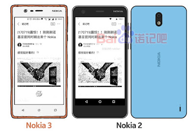 Leaked Nokia 2 Sketch Shows Design