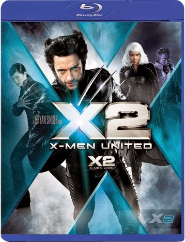 X Men 2 Unidos (2003) HD 1080p Latino