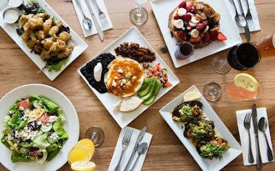 Pilih Peralatan Makan Sederhana
