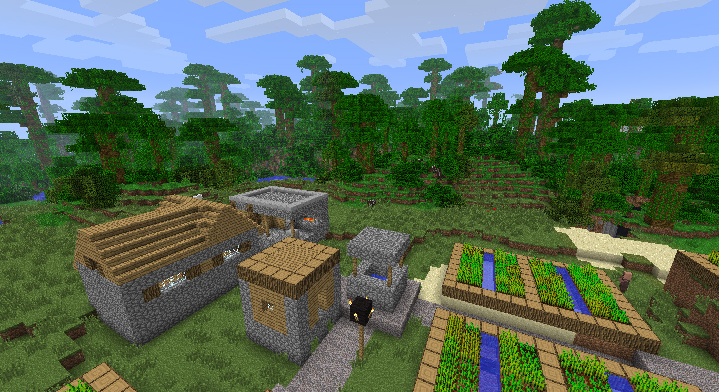 Minecraft Seeds Sharing The Best Minecraft Seeds March 2012