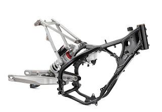 Rangka KTM 300 EXC TPI 2018