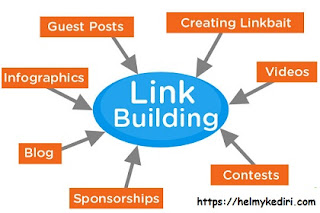Optimasi link building