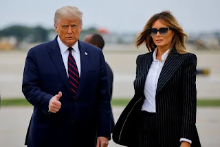 Donald Trump y la primera dama de EEUU dieron positivo de coronavirus