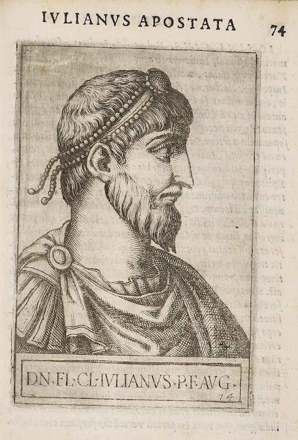 Η ταραγμένη βασιλεία του αυτοκράτορα Ιουλιανού: Του τελευταίου παγανιστή αυτοκράτορα