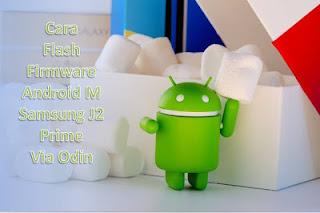 Cara Flash Samsung J2 Prime Bootloop Dengan PC Via Odin WORK 100%
