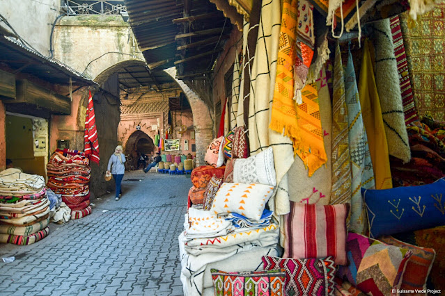Marrakech, Zocos por El Guisante Verde Project