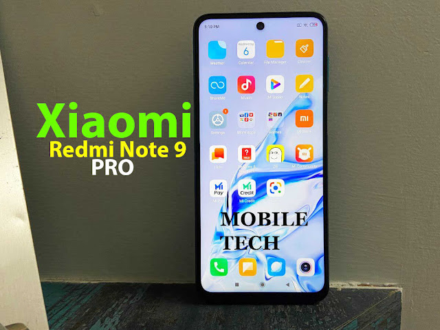xiaomi redmi note 9 pro | تعرف على مواصفات وسعر هاتف شاومى ريدمى نوت 9 برو