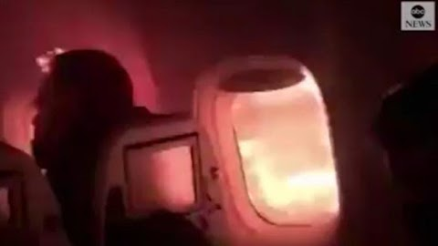 Atlas Air Boeing 767 Makes Emergency Landing After Engine Catches Fire Above Honolulu