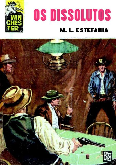 Os Dissolutos - M. L. Estefania