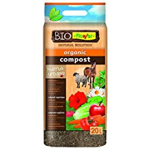 Flower 80153 - Compost orgánico, 20 l