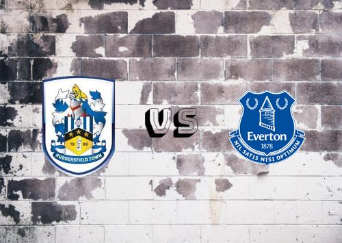 Huddersfield Town vs Everton  Resumen