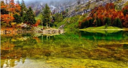 Tempat Wisata Paling Indah Untuk Dikunjungi Di Negara Swiss Appenzell