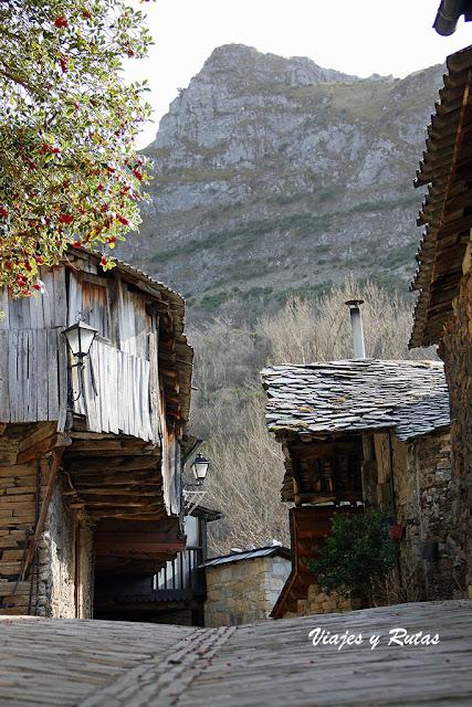 Casas y suelos de Peñalba de Santiago