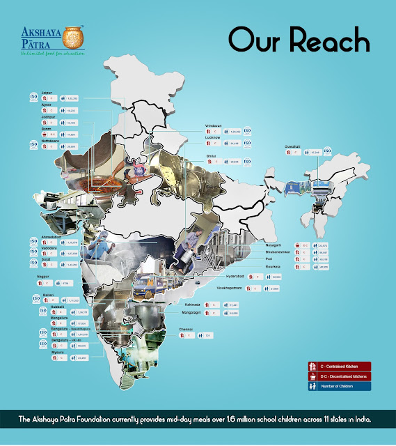 Our-reach Infographic