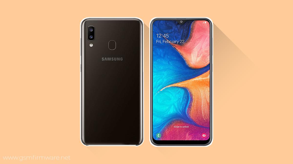Samsung Galaxy A20 SM-A205W Firmware/Stock ROM File