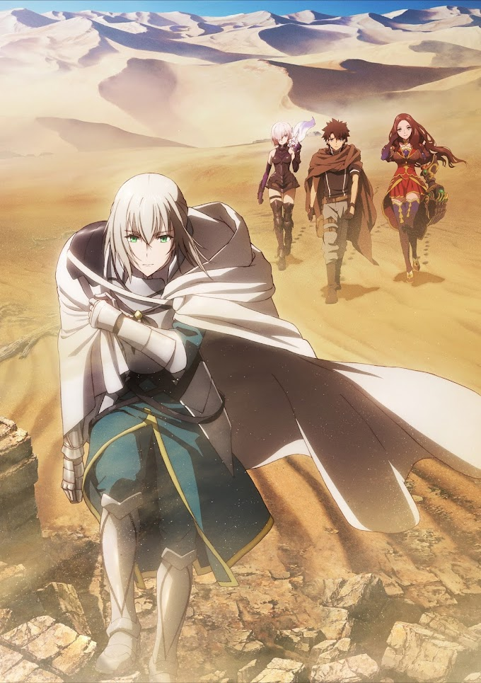 Fate/Grand Order: Shinsei Entaku Ryouiki Camelot 1 - Wandering; Agateram (Legendado)