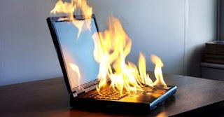 Laptop Baru, Cepat Panas ?