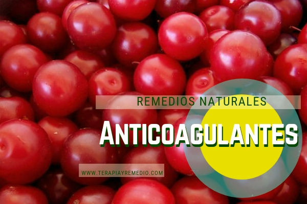 Remedios naturales anticoagulantes