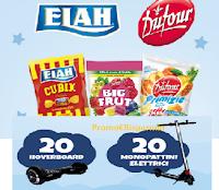 """Concorso Epifania 2020 Elah Dufour """" Salta in sella ....e parti"""" : vinci subito 20 Hoverboard e 20 Monopattini"""